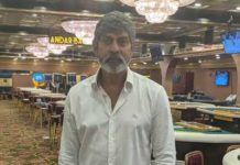 Jagapathi Babu caught in Big Daddy Casino Goa