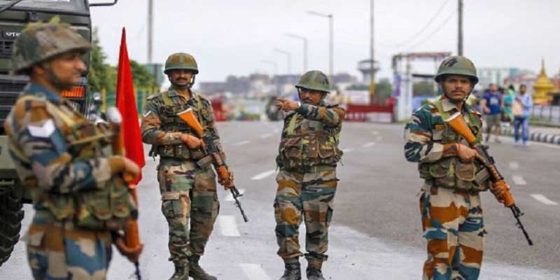 Jammu & Kashmir: 6 hrs of 144 section relaxation on occasion of Eid !