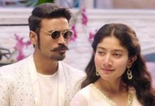 Dhanush and Sai Pallavi