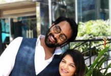 Manchu Vishnu and Viranica Reddy blessed with a baby girl