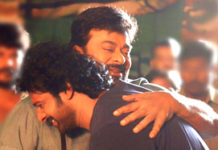 Megastar Chiranjeevi Comments on Sahoo Movie Trailer