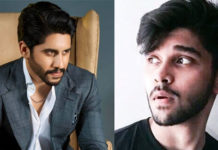Naga Chaitanya and Dhruv