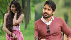 Naga Chaitanya and Sai Pallavi