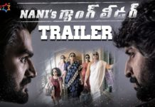 Nani's Gang Leader Trailer Talk