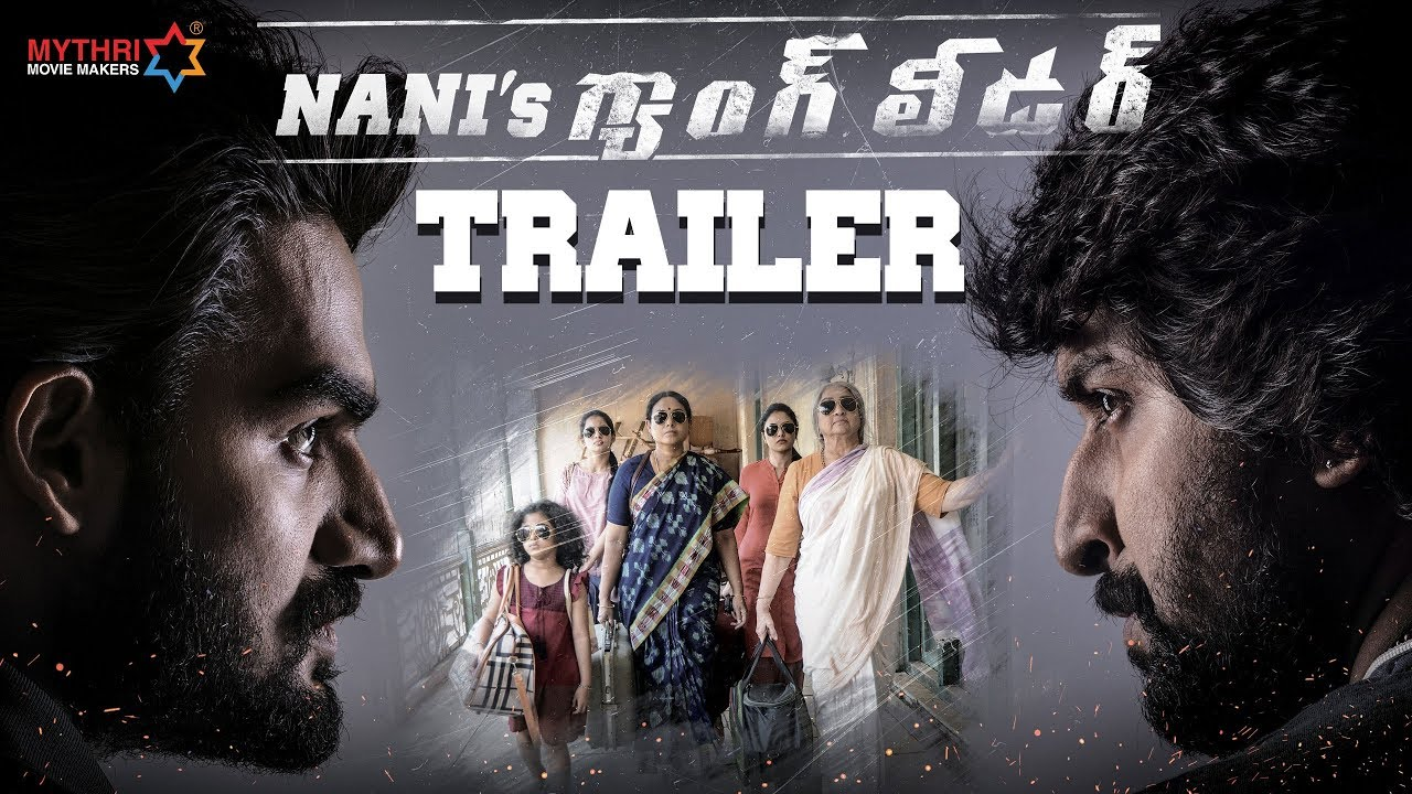 Nani's Gang Leader Trailer Talk