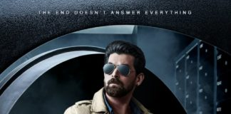 Neil Nitin Mukesh mysterious look from Saaho