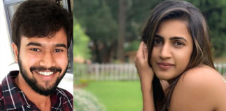 Niharika and Rahul vijay