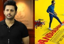 Nithiin bags Andhadhun Remake Rights