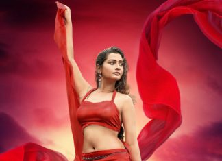 Payal Rajput from RDX Love Movie