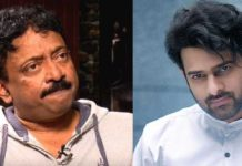 Prabhas And Ram Gopal Varma