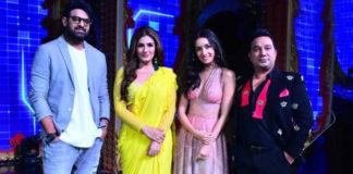 Prabhas and Shraddha Kapoor