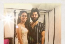 Priya Prakash Varrier And Vijay Deverakonda