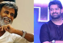 Rajinikanth and Prabhas