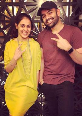 Ram Pothineni and Genelia Deshmukh