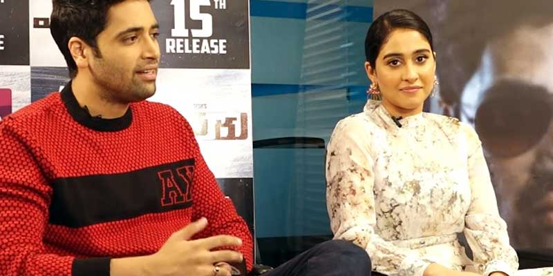 Red Carpet Premiere for Adivi Sesh and Regina Cassandra Evaru