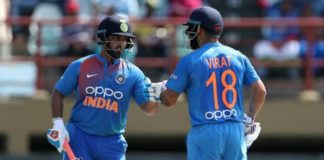 Rishabh Pant breaks the MS Dhoni record of T20Is