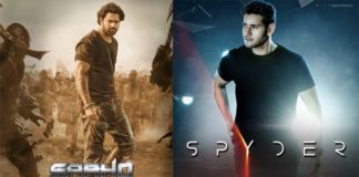 Saaho And Spyder