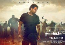 Saaho Trailer