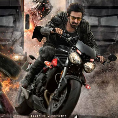 Saaho creates record in Chennai