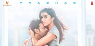 Spicy Chemistry between Prabhas and Shraddha Kapoor