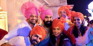 Sushanth shares unseen pic of Prabhas and Anushka Shetty
