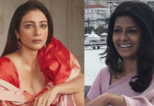 Tabu And Nandita Das