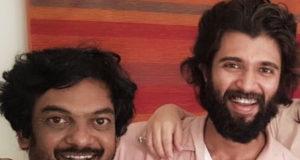 Vijay Deverakonda and Puri Jagannadh