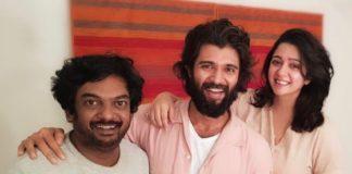 Vijay Deverakonda film with Puri Jagannadh and Charmee Kaur