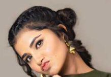 Anupama Parameshwaran sends love message