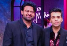 Karan Johar is grooming Prabhas?