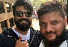ram charan and surender reddy