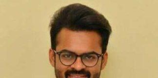 Sai Dharam Tej signs his next with Subbu