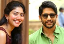 Sai Pallavi and Naga Chaitanya