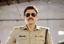 Venkatesh Cop style in his next?