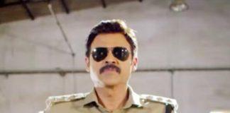 Venkatesh Cop style in his next?