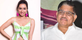 Allu Aravind gets a shock from Shraddha Kapoor
