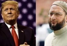 Asaduddin Owaisi slams Donald Trump
