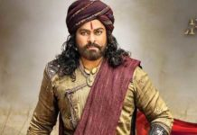 Chiranjeevi cuss word muted in Sye Raa