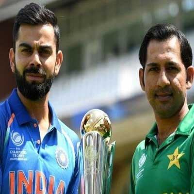 Flash: India won't play cricket with Pakistan