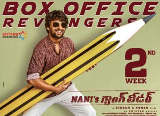 Gang Leader 1st Week Worldwide Collections