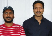 Gopichand film with Sampath Nandi