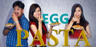 Instant Egg Macaroni Pasta Recipe With Raaji