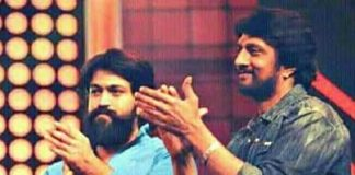 Kiccha Sudeep comments on his rival KGF actor Yash