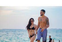 Krishna Shroff bikini romance with Boy Friend