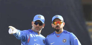 MS Dhoni stands as the most admired than Virat Kohli