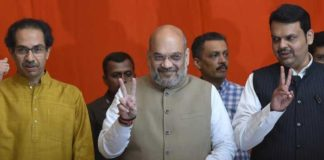 Maharastra elections: Seat sharing finalized between BJP and Shiv Sena