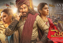Most awaited treat from Sye Raa Ready