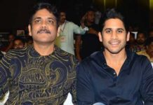 Naga Chaitanya rejects Nagarjuna?