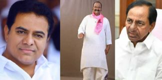 Naini Expected KCR but KTR reached out