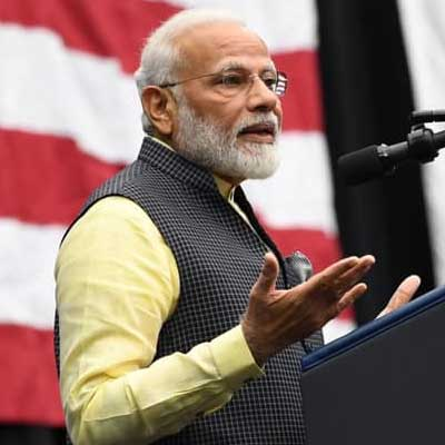 We expect a few acts on terrorism before talks: Modi to Pak